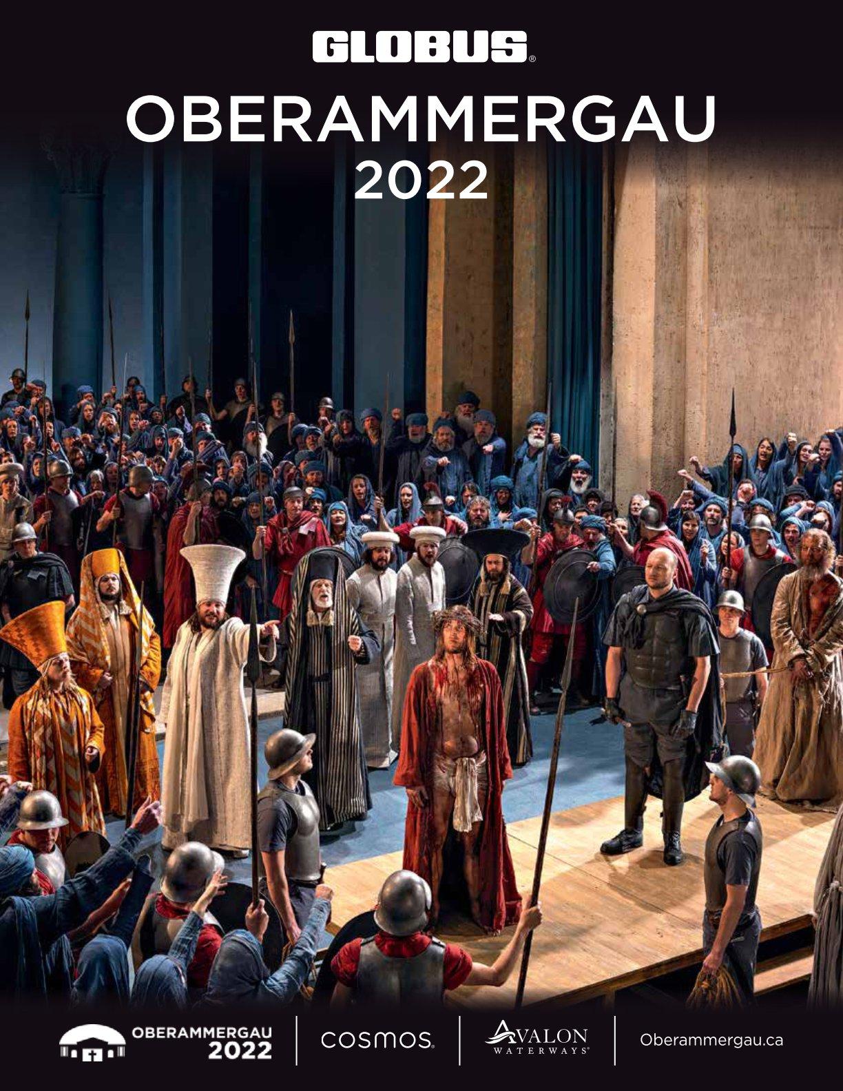 2021 Avalon Waterways Oberammergau 2022