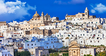 Southern Italy Escorted Tour