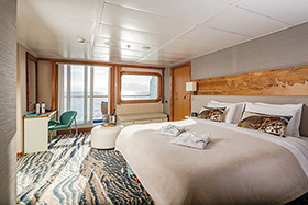 Galapagos Legend Balcony Suite Plus