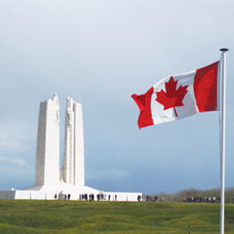 GREAT CANADIAN WAR MEMORIAL TOUR