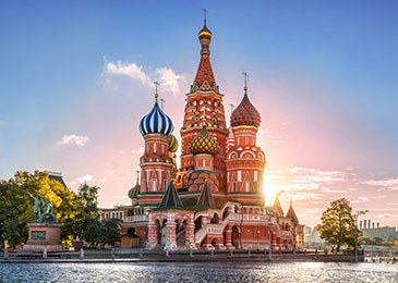 Russia Guided Tours
